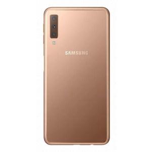 Samsung Galaxy A7 750 Back Gold