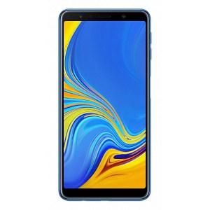 Samsung Galaxy A7 750 Back Blue