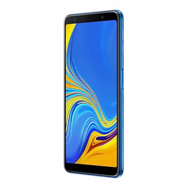 Samsung Galaxy A7 750 Side Blue